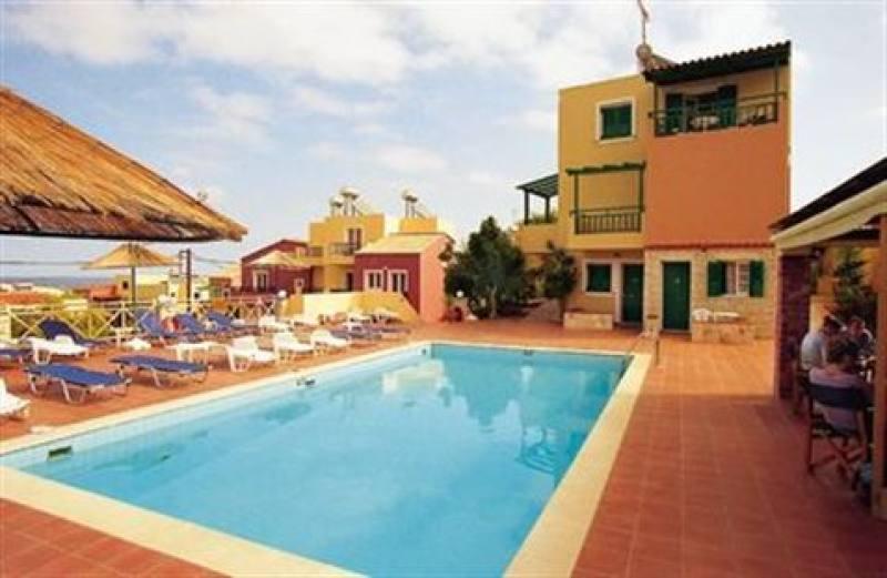 Appartementen Golden Valentin - Chersonissos - Heraklion Kreta